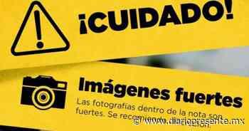 Hombre asesina a su padre a machetazos en Huimanguillo - Diario Presente