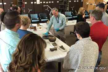 Interagency Training Builds Capacity to Protect Cultural Heritage