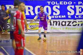Marechal Futsal anuncia reforços após boa atuação na Copa Pitanga - O Presente