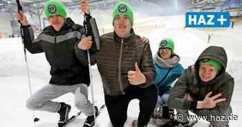 Behindertensport: Schüler trainieren für Special Olympics – aber Schnee ist Mangelware - Hannoversche Allgemeine