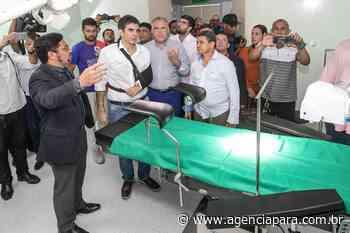 Hospital Regional Santa Rosa em Abaetetuba é entregue à população do Baixo Tocantins - Para