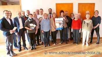 Straubenhardt: Niemand soll vergessen werden - Schwarzwälder Bote - Schwarzwälder Bote