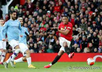 United complete double over City with 2-0 win - Wink Report