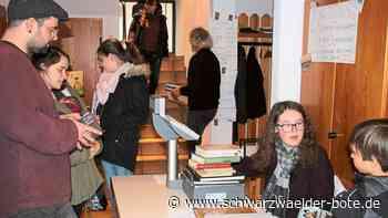 Straubenhardt: Paradies für Leseratten - Straubenhardt - Schwarzwälder Bote