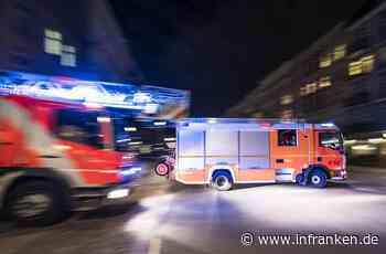 Bad Staffelstein: Unachtsamkeit führt zu Großbrand - ausgelaufenes Benzin entzündet sich - inFranken.de