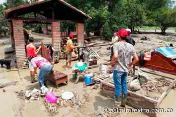 Nueva alerta en la comunidad de Piedecuesta por fuertes lluvias - Extra Palmira