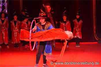 Silvesterschüler wurden zu Akrobaten, Zauberern und Clowns - Dorstener Zeitung