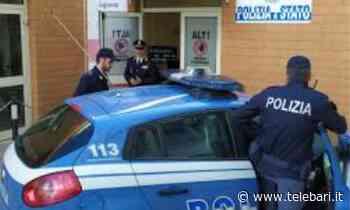 Bari, tenta di darsi fuoco: 60enne salvato dai poliziotti a Carbonara - Telebari srl