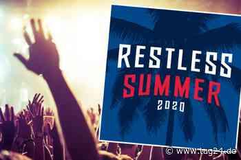 """Punk-Festival in Torgau: Die zweite Bandwelle für das """"Restless Summer"""" ist da! - TAG24"""