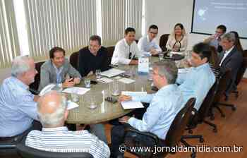 Ponte Salvador-Ilha de Itaparica: governo e consórcio chinês se reuniram na Seinfra. - Jornal da Mídia