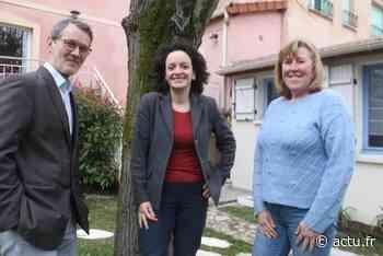 """Municipales à Maisons-Laffitte. Anne Lavagne veut """"remailler la ville"""" - actu.fr"""