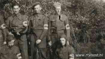 WOII in foto's: de verzetsgroep Stegeren in battledress - RTV Oost