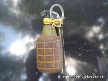 35ºBPM: PM prende marginais e apreende granada em Silva Jardim - Conleste Notícias