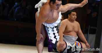 "Coronavirus sorgt für ""Geister-Sumo"" in Osaka - FOCUS Online"
