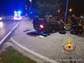 Incidente a Ponte Felcino, giovane muore sul colpo - Umbria Journal il sito degli umbri