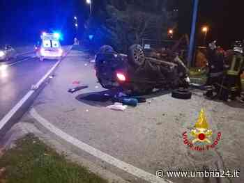 Perugia, incidente mortale davanti alla Gesenu: muore 33enne - Umbria 24 News