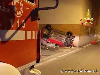 Schianto nella notte a Cassano Magnago, feriti tre giovani - Varesenews