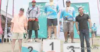 Carlos Bejarano, campeón en Torneo Estatal Mazatlán 2020 - Big Fish