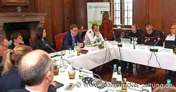 Coronavirus erweiterte die Tagesordnung bei IPR-Sitzung in Mettlach - Saarbrücker Zeitung