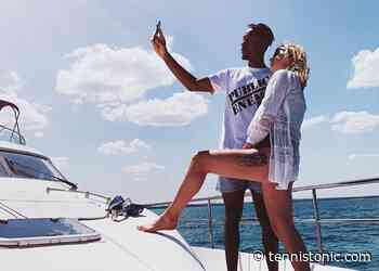 The huge difference between Gael Monfils and his girlfriend Elina Svitolina in 2020 - Tennis Tonic