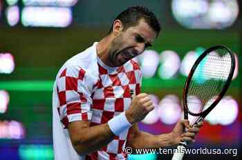 Marin Cilic: It is privilege to be part of Davis Cup team - Tennis World USA