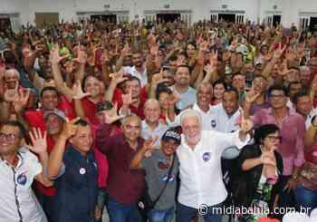 PT confirma pré-candidatura de Lucas Chicabana a prefeito de Serrinha - Mídia Bahia