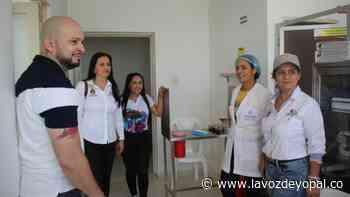 Jornada de salud en Sácama - Noticias de casanare - lavozdeyopal.co
