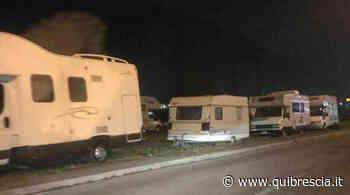 Roncadelle, nomadi sinti occupano area di una vecchia cava - QuiBrescia - QuiBrescia.it