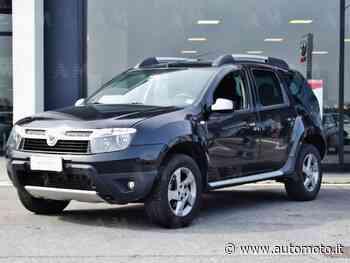Vendo Dacia Duster 1.6 110CV 4x2 GPL Lauréate usata a Porto Mantovano, Mantova (codice 7312415) - Automoto.it