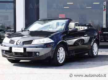 Vendo Renault Mégane Cabrio 1.9 dCi/130CV Luxe usata a Porto Mantovano, Mantova (codice 7318266) - Automoto.it