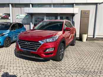 Vendo Hyundai Tucson 1.6 CRDi 136CV XPrime nuova a Porto Mantovano, Mantova (codice 7310921) - Automoto.it