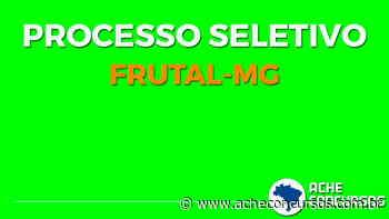 Prefeitura de Frutal-MG abre seleção para cadastro reserva - Ache Concursos