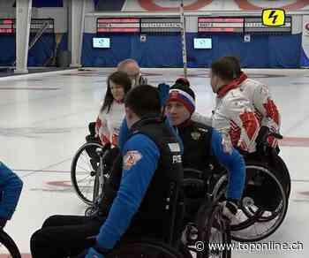 Russland gewinnt Rollstuhl-Curling-WM - TOP ONLINE