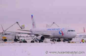 Ural Airlines to build a maintenance hangar at Zhukovsky, near Moscow - www.rusaviainsider.com