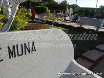 En fuerte movilización detienen a narcomenudista en Muna - El Diario de Yucatán