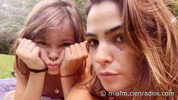 Muna la hija de Agustina Cherri: canta, toca el ukelele y es igualita a su mamá - MIA FM