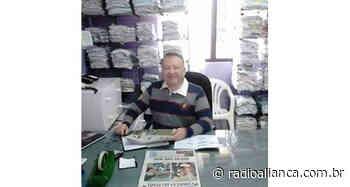Morre o ex-prefeito de Ipira, Alfredo Anibaldo Riffel - Rádio Aliança 750khz
