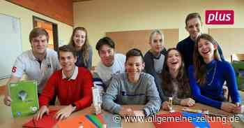 Schüler in Nieder-Olm werden zu Unternehmern - Allgemeine Zeitung