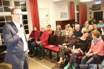Empfang: Bad Saarow begrüßt seine Neubürger - Märkische Onlinezeitung