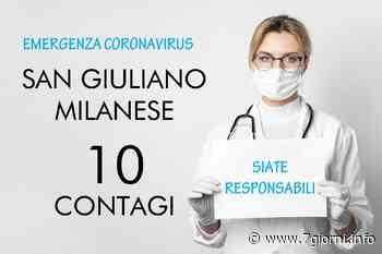 San Giuliano Milanese, arrivano a 10 i casi di Coronavirus in città, Segala: «Siate responsabili, rispettate voi stessi, rispettate gli altri» - 7giorni