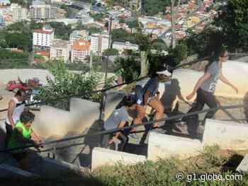 Serra Negra abre inscrições para caminhada e corrida de rua 'Desafio do Morro do Cristo' - G1
