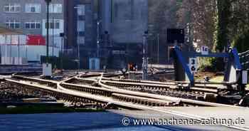 Der Inbetriebnahme Breinigs soll die Reaktivierung nach Walheim folgen - aachener-zeitung.de