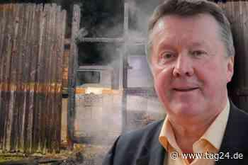 Wer zündelt da in Olbernhau? Bürgermeister jagt Brandstifter - TAG24