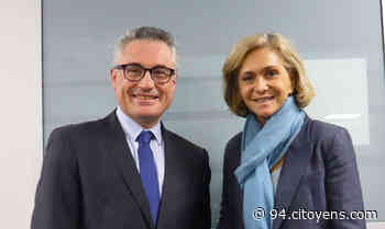 Municipales à Bry-sur-Marne: réunion d'Emmanuel Gilles de la Londe avec Valérie Pécresse - 94 Citoyens