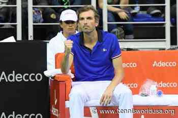 Julien Benneteau: It Will Be Difficult for Fed Cup to be Held as Scheduled - Tennis World USA