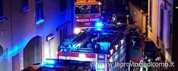 Mozzate, in casa da abusivo Provoca l'incendio poi scappa - La Provincia di Como