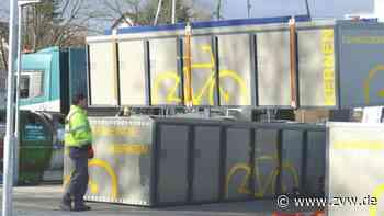 Kernen-Rommelshausen - Fahrradboxen am Bahnhof ab Mittwoch einsatzbereit - Zeitungsverlag Waiblingen