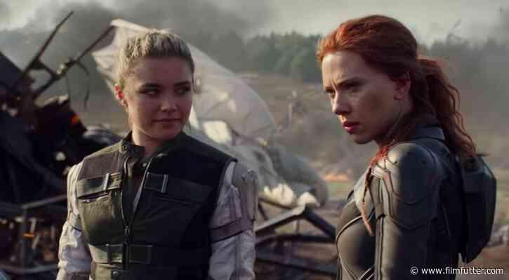 Black Widow: Rasanter finaler Trailer zur Marvel-Verfilmung mit Scarlett Johansson - Filmfutter