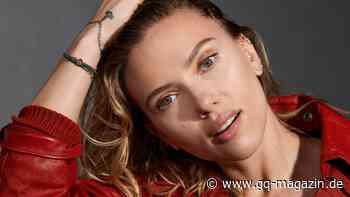 Scarlett Johansson: Erfolgreich wie nie - GQ Germany