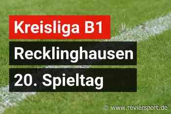 Fünfter Sieg in Folge für SC Reken 3 - RevierSport